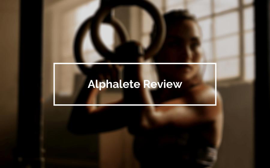 Alphalete Review