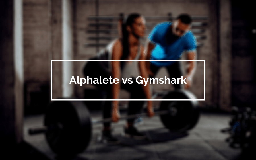 Alphalete vs Gymshark